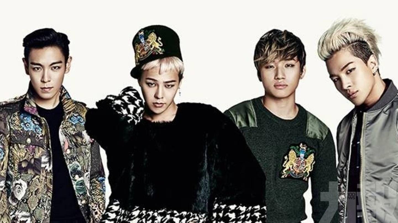 BigBang計劃今年回歸樂壇