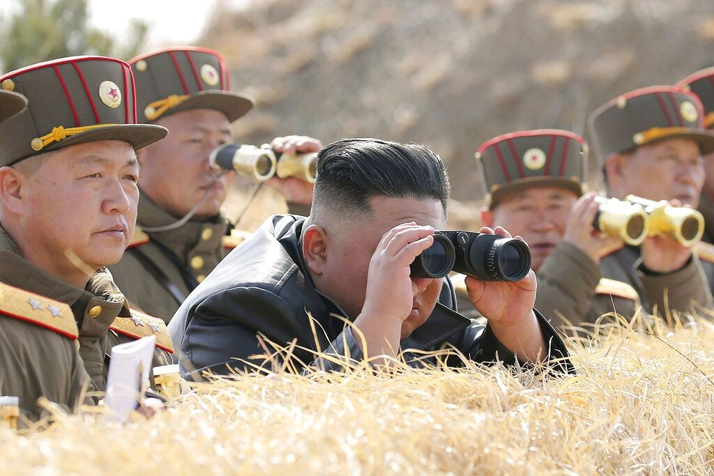 韓軍:非常不恰當