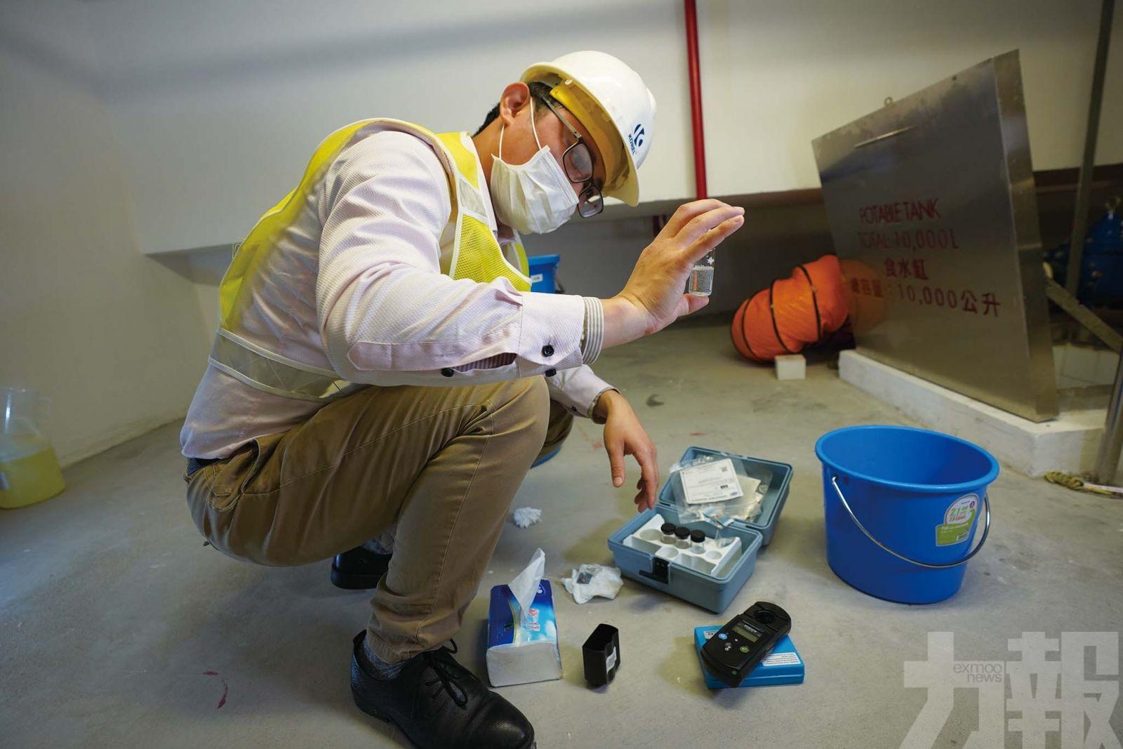 「樓宇安心用水計劃」免費申請 本地逾300大廈參與