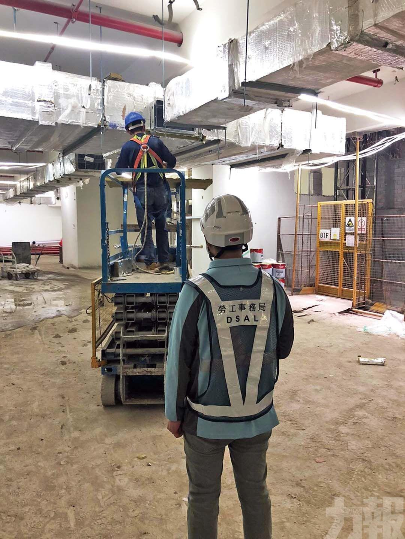勞工局協助居民「有工開」