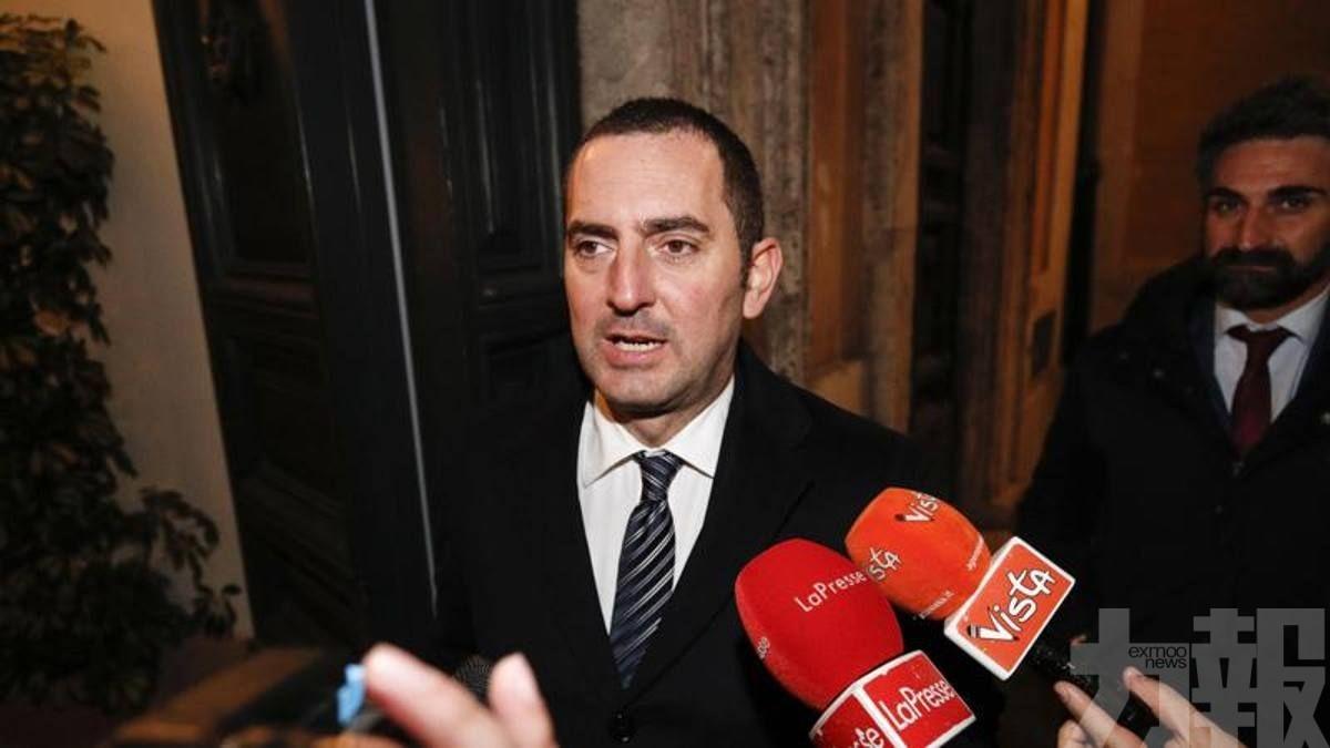 意體育部長:全國體壇4月繼續停擺