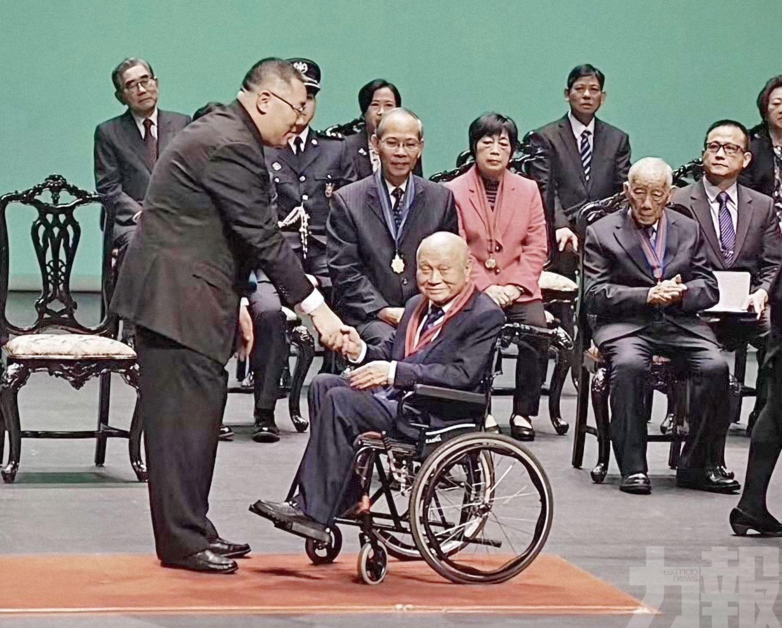 武術界前輩劉惠洪師父高壽辭世