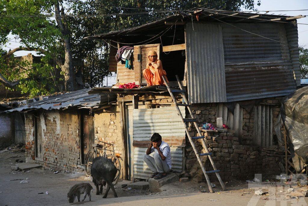 印度確診病例累計1,834例