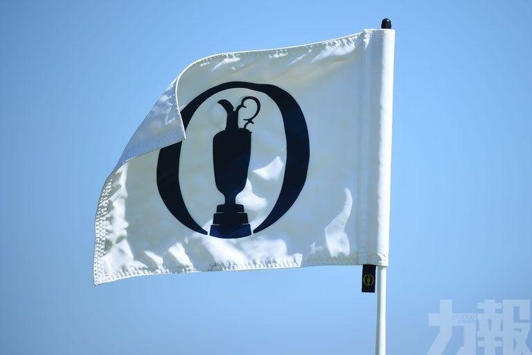 英國高球公開賽取消今屆賽事