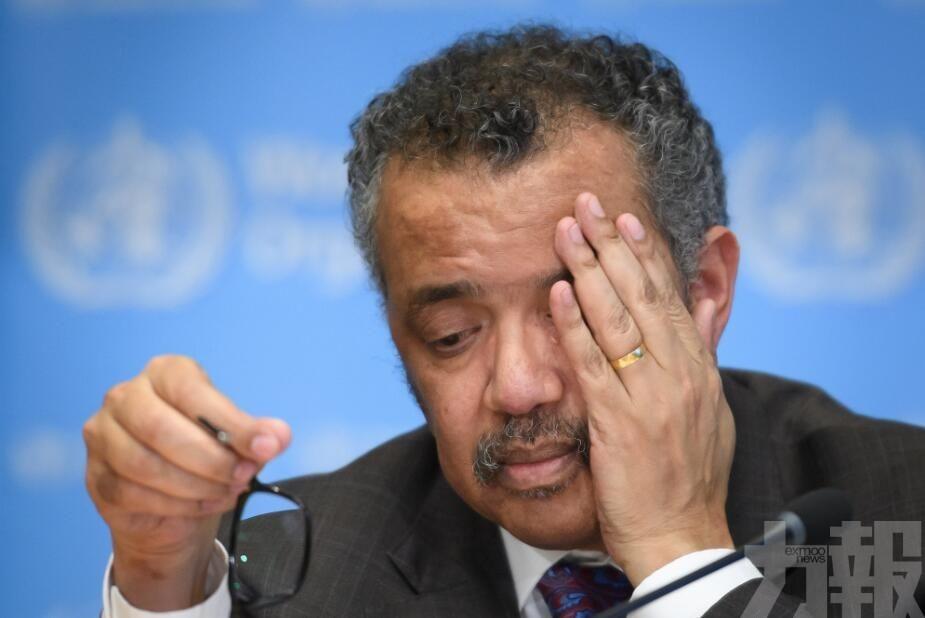 聯合國秘書長:世衛必須獲支持