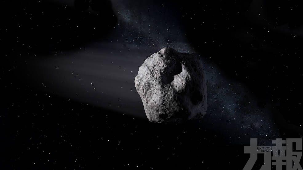「戴口罩」小行星今掠過地球