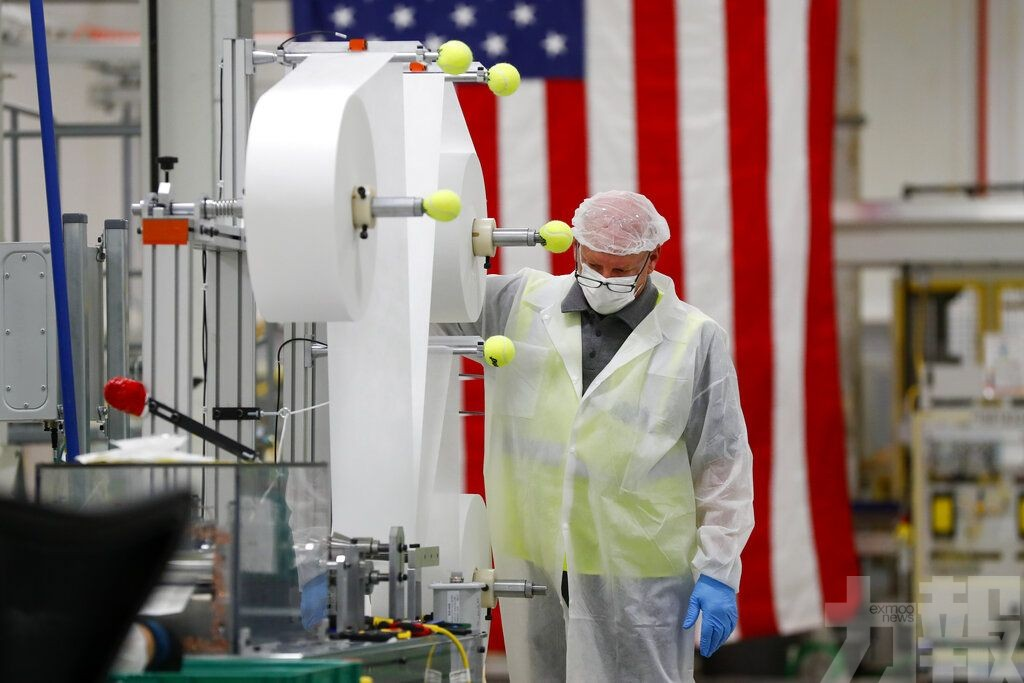 美製造業活動創11年新低