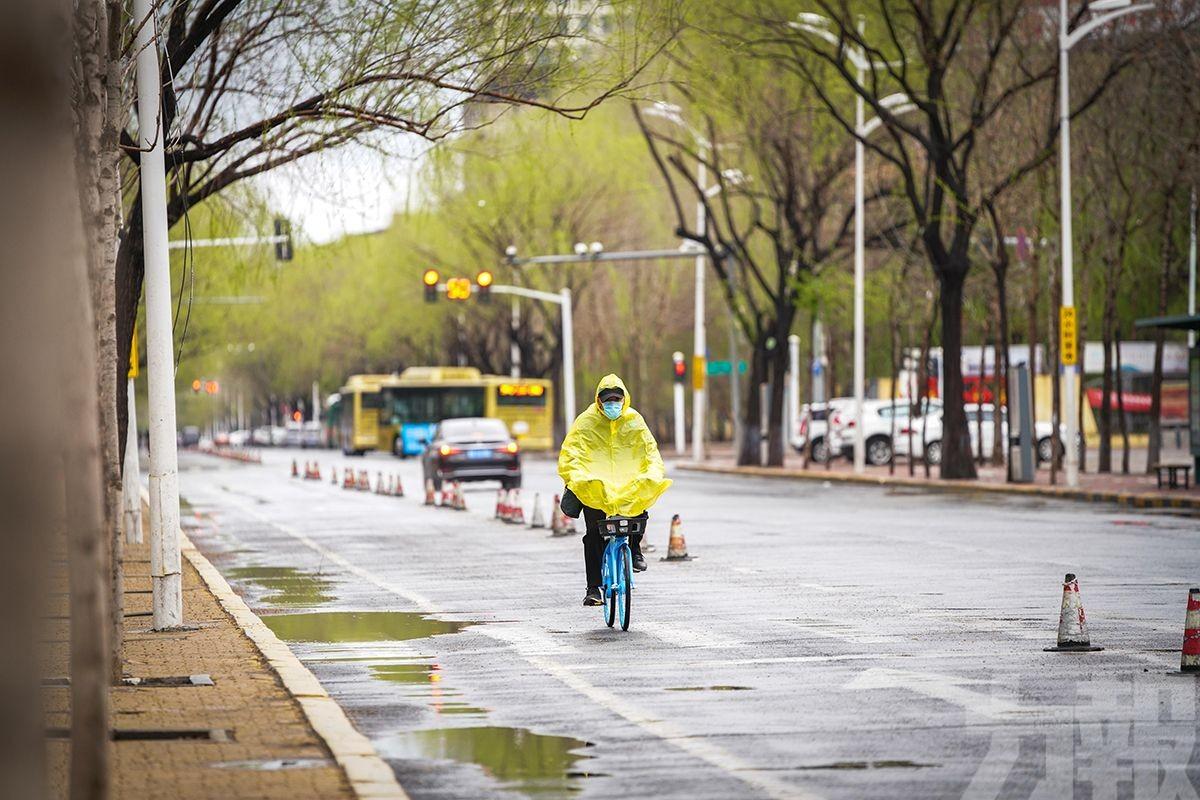 【極端天氣】哈爾濱氣溫急降5月飛雪