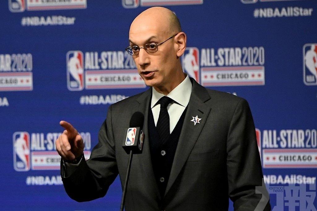 NBA今個月肯定不會復賽