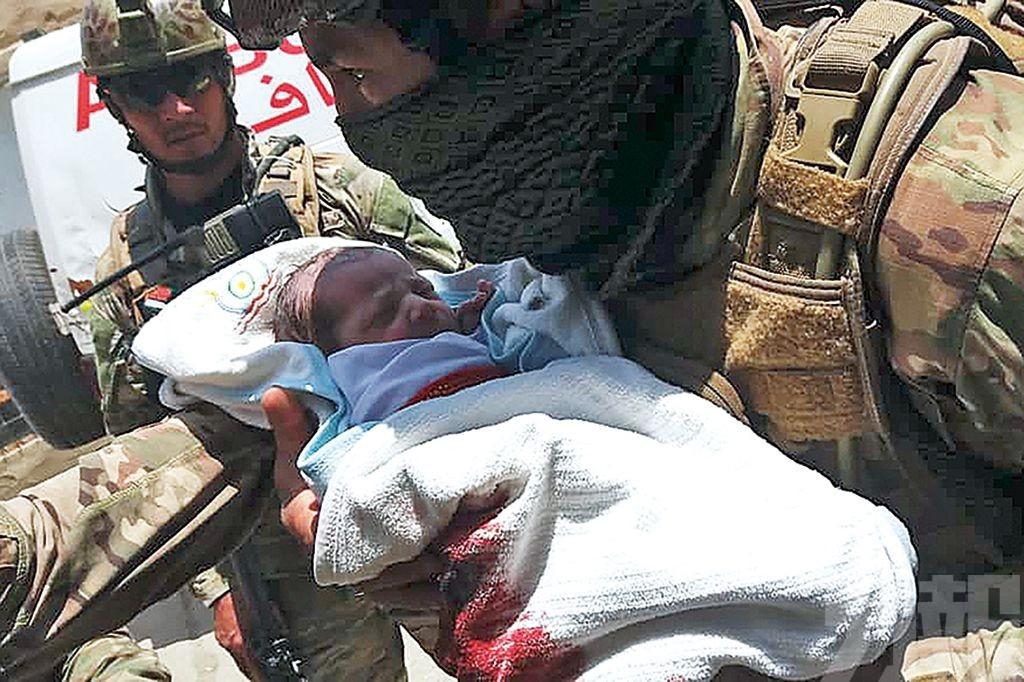槍手血洗醫院屠兩初生嬰