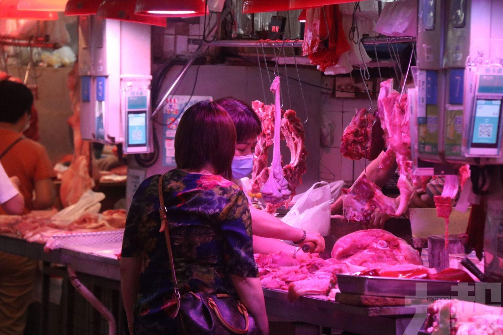 豬肉價格回落?市民:都係貴!