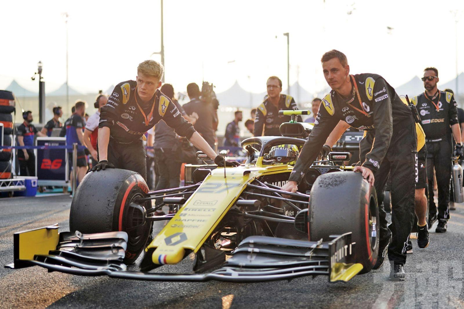 雷諾準備大裁員暫不影響F1車隊