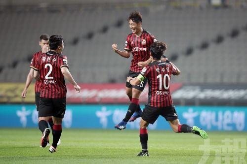 FC首爾被重罰史上最高1億韓圜
