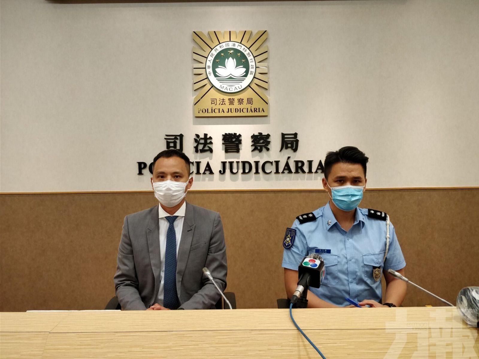 司警拘一涉案餐廳男外僱