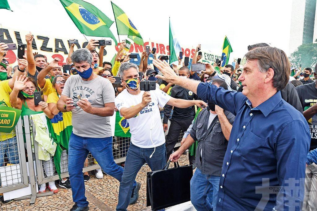 美禁外國人從巴西入境