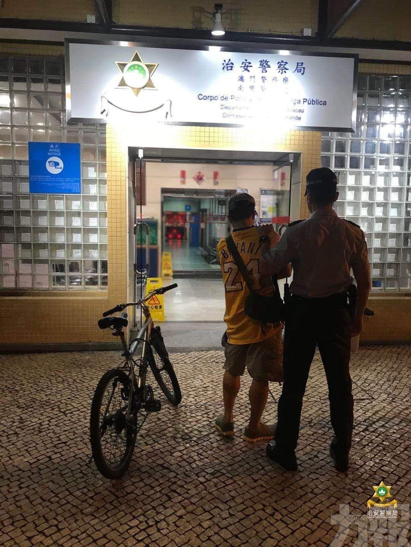 男外僱涉醉駕單車被送法辦