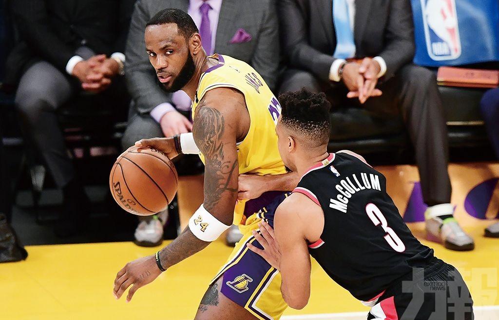NBA復賽不分東西岸直接打季後賽