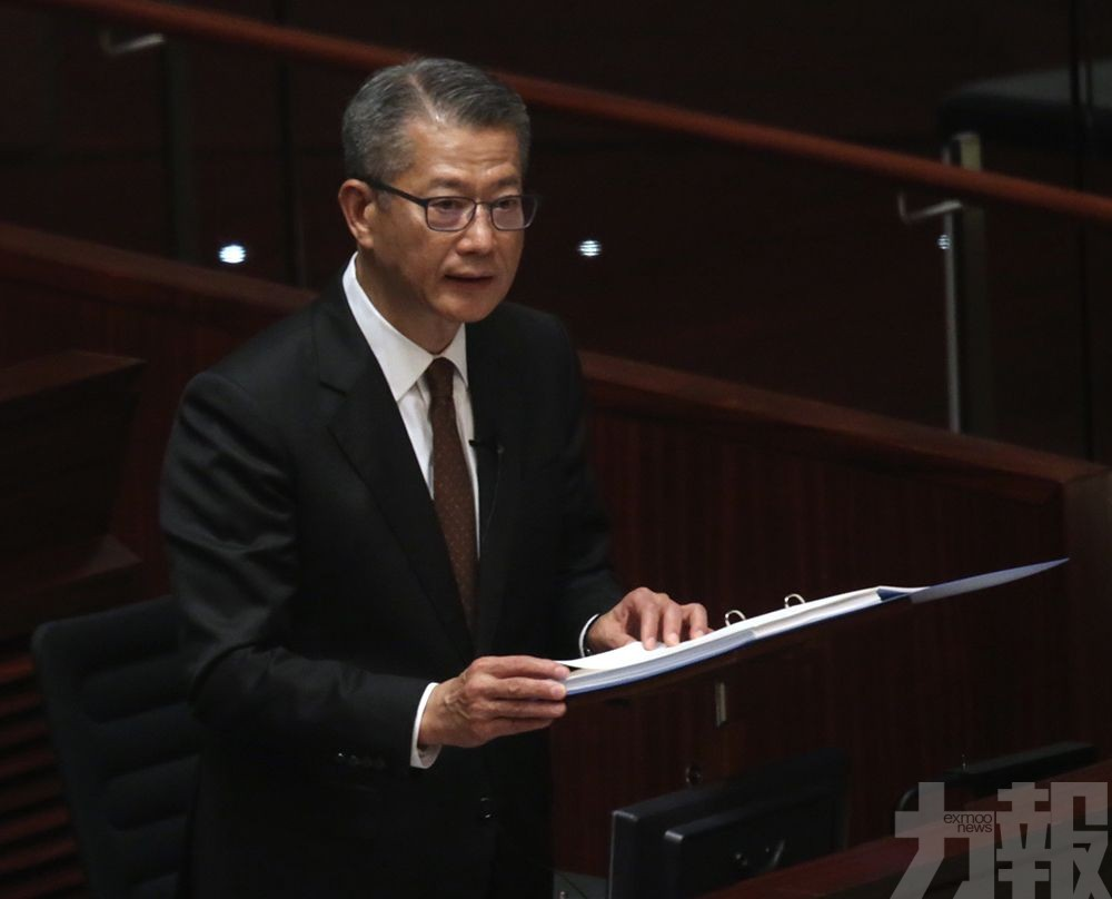 陳茂波:獨立關稅區是國家給的