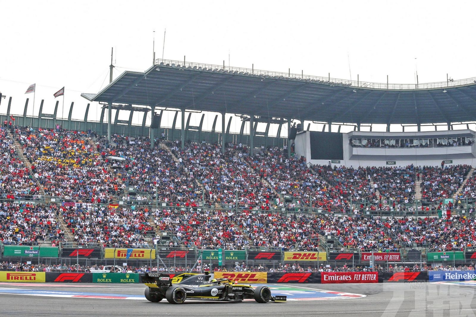 F1踩行油首兩月鬥8站