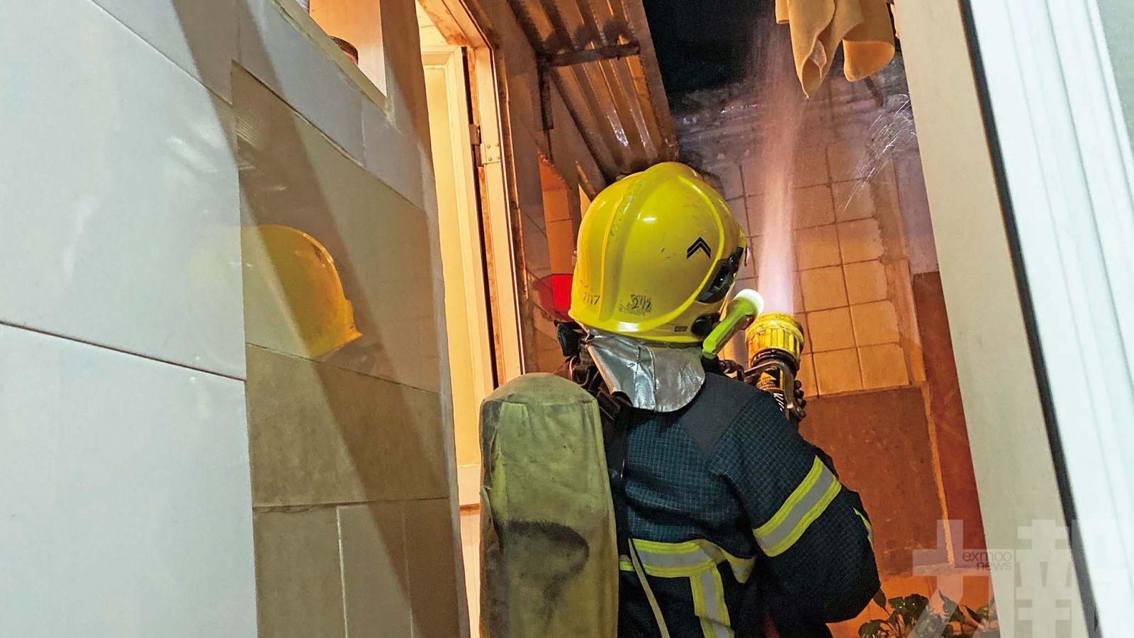 60住客深夜需自行疏散