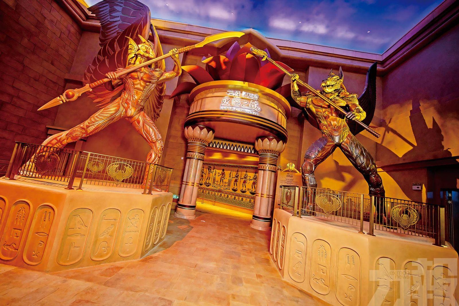 獅門娛樂天地恢復開放