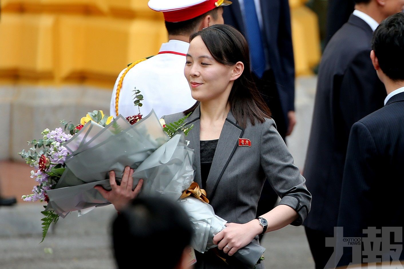 宣布暫緩對韓採軍事行動計劃