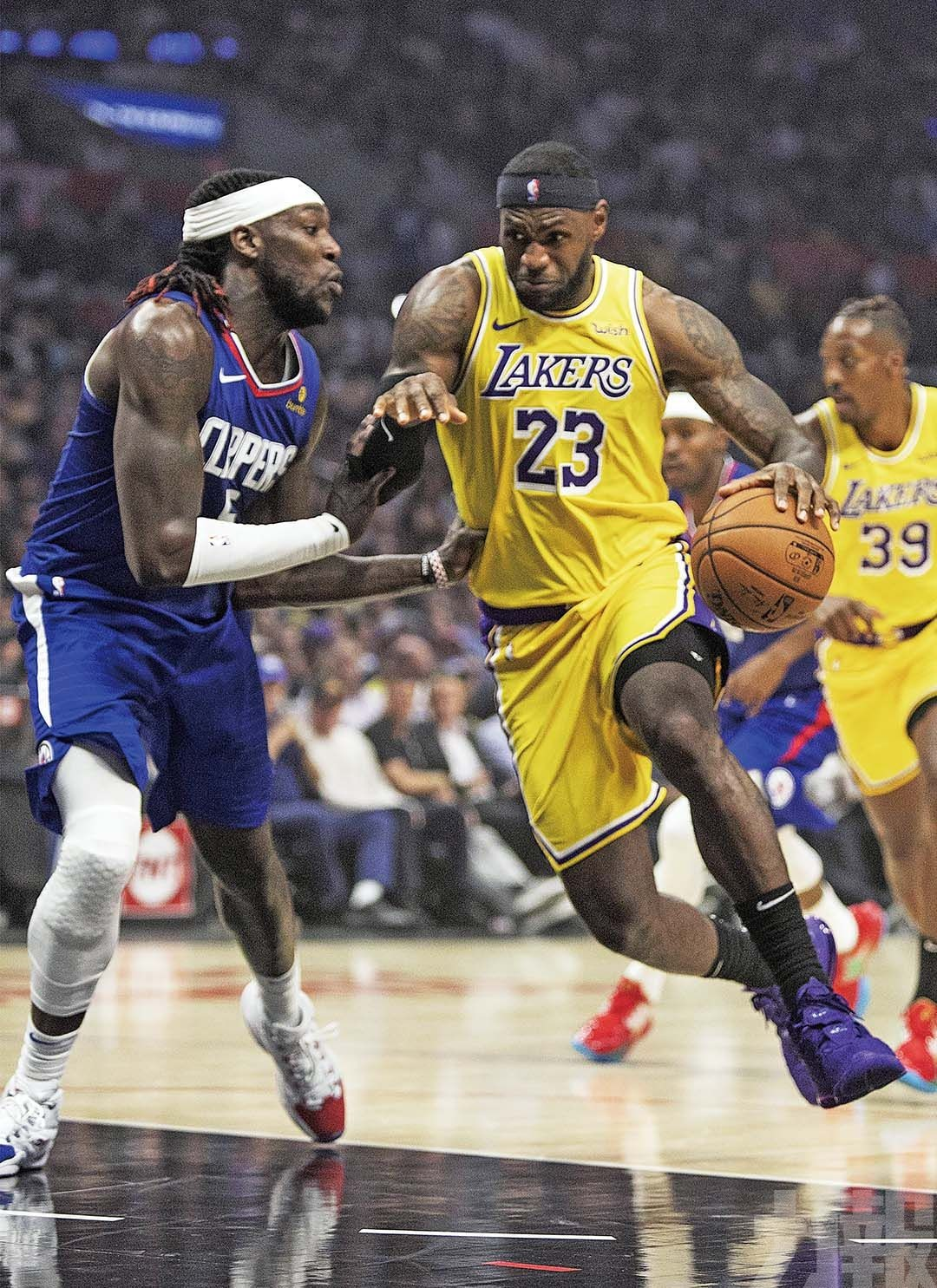 NBA公佈賽程7.31照開波