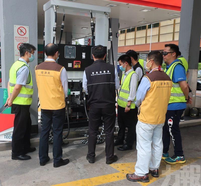 21油站油氣回收系統投入運作