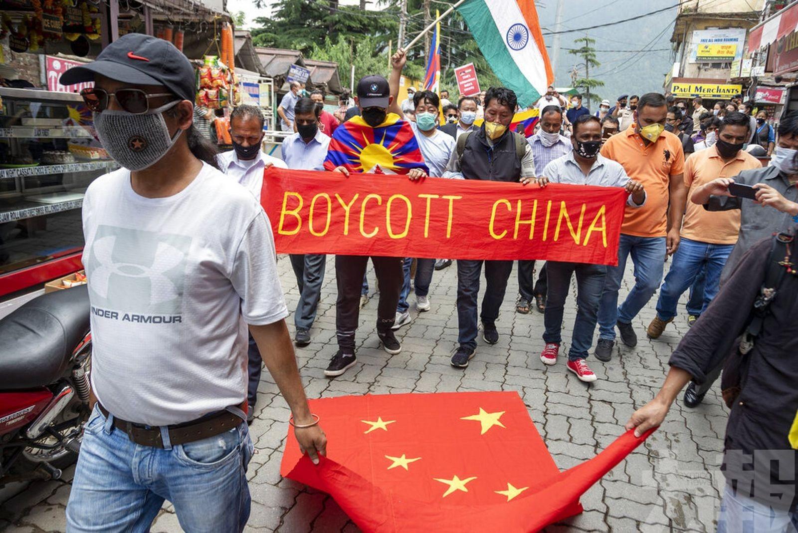 印度禁59款中國手機App