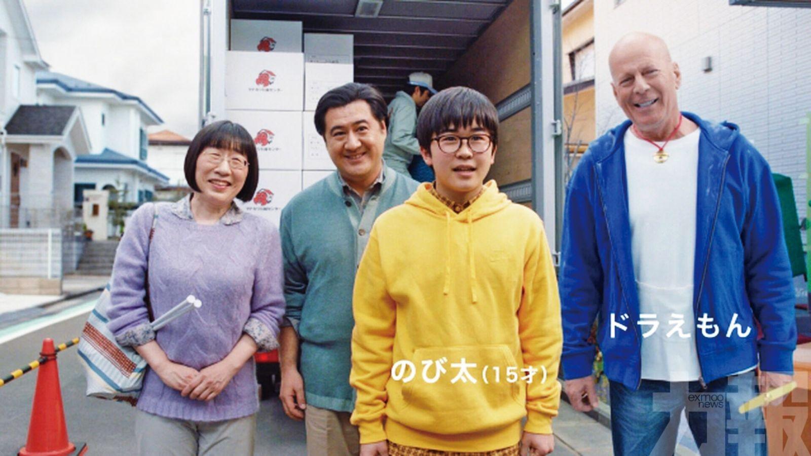 46歲堺雅人扮大雄搶鏡