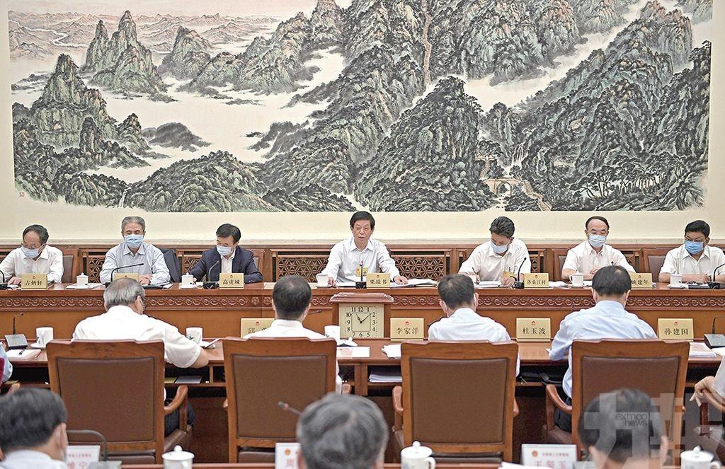 港媒:港區國安法料今表決