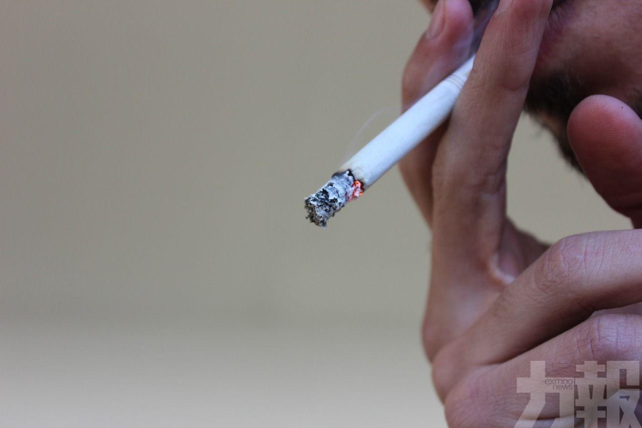 衛生局籲預防新冠遠離煙草