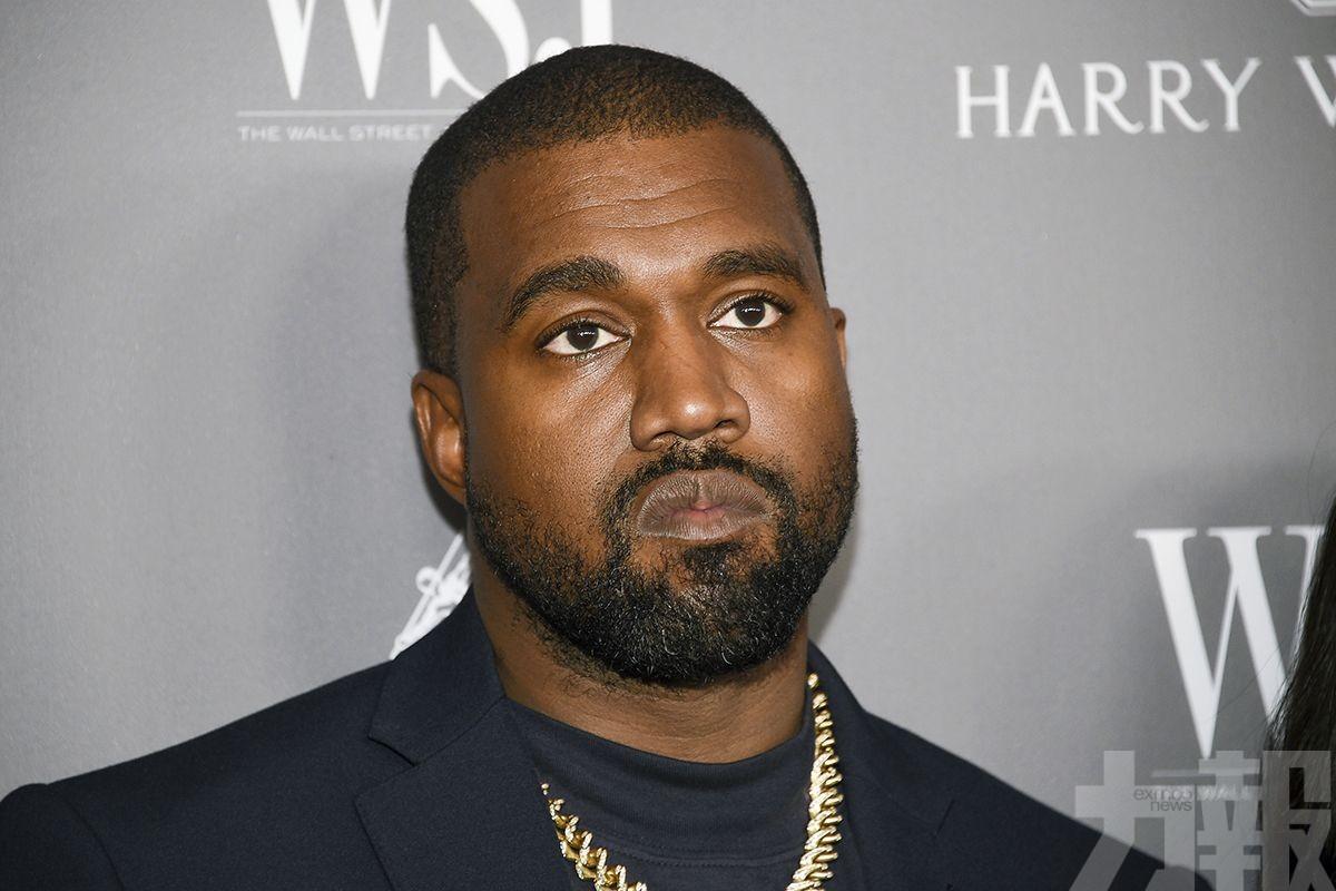 美國饒舌歌手Kanye West宣布參選總統