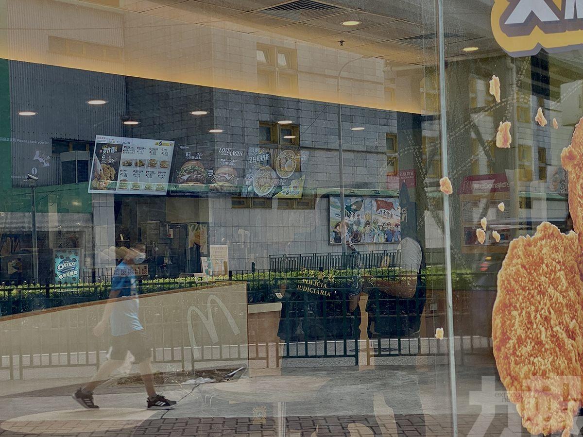 女子反鎖關閘麥當勞廁所疑自殺亡