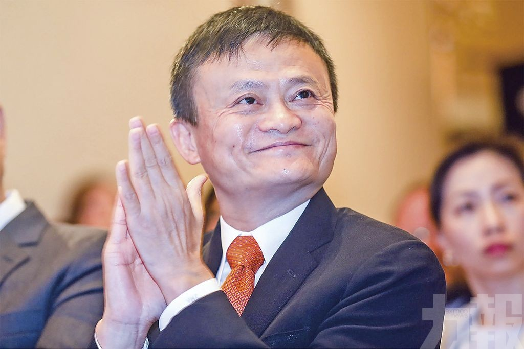 阿里擊敗騰訊成港股之王