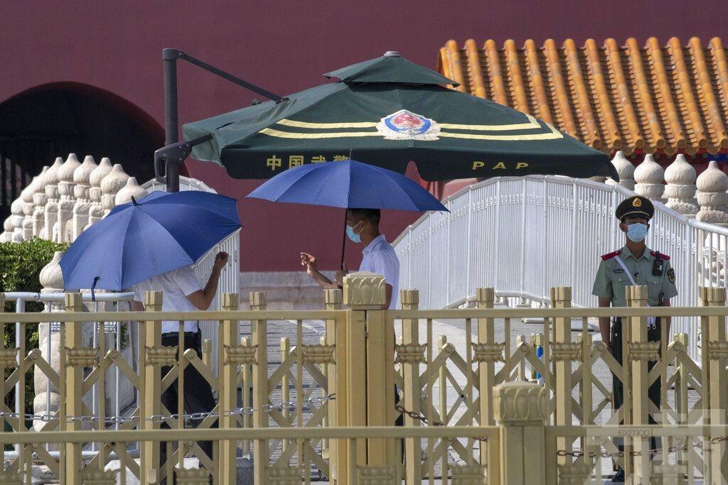 北京昨增一例無症狀