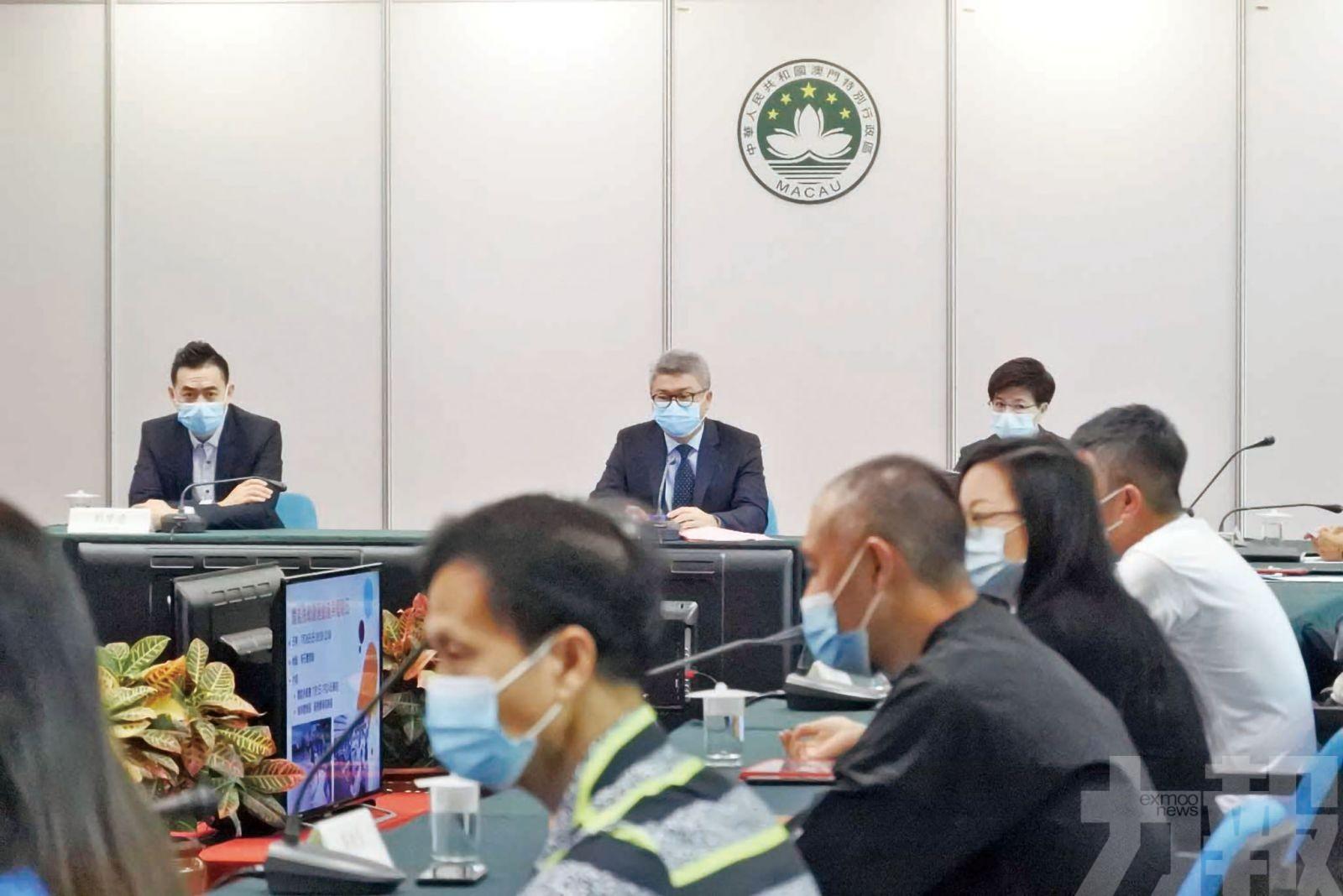 體育委員會完成第二次全體會議