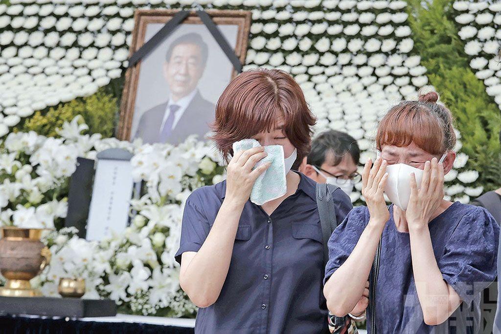 首爾市高調辦葬禮惹議