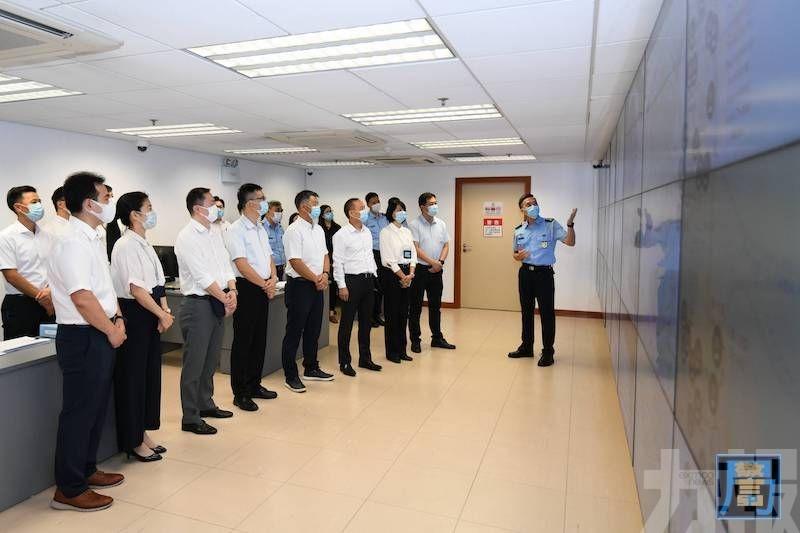 警察總局: 嚴格按個資辦意見測試「天眼」