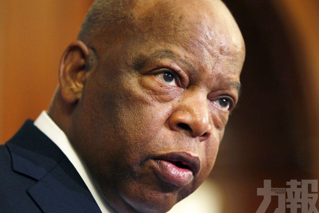 美國黑人民權領袖劉易斯逝世