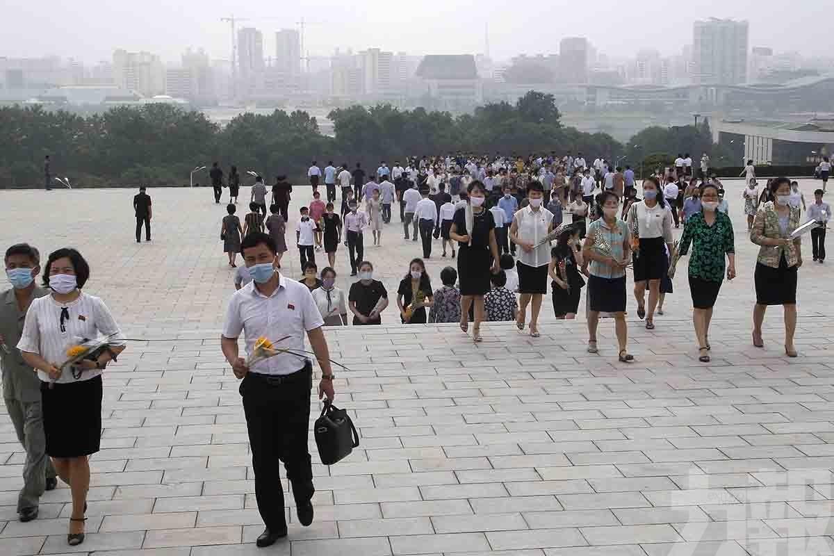 世衛駐朝代表:朝鮮逾千人接受新冠檢測