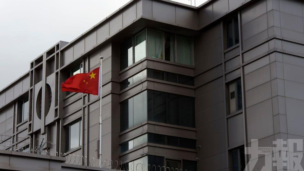 路透:美派外交人員往中國