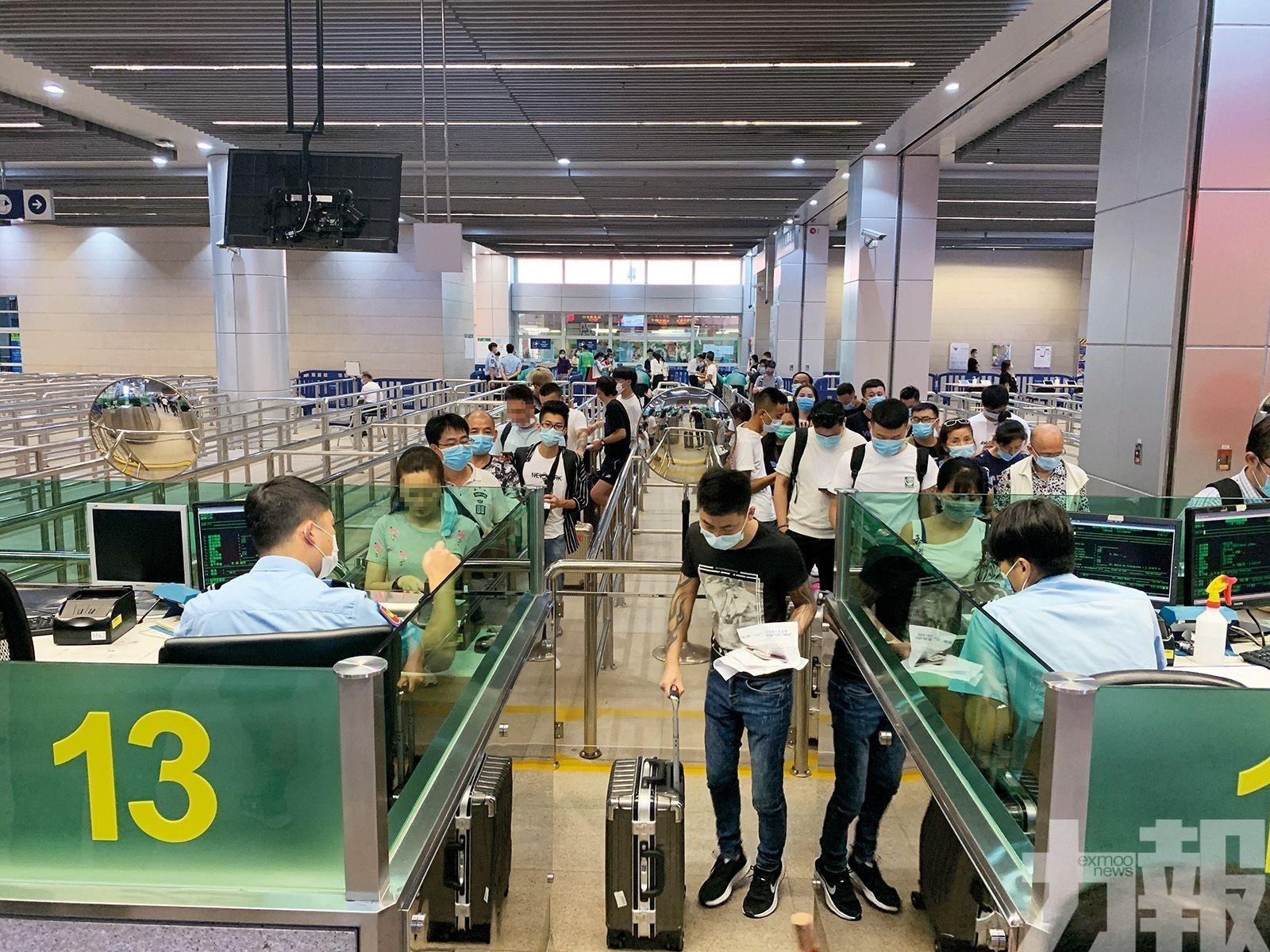 澳門入境中山人士遭取消免隔離資格