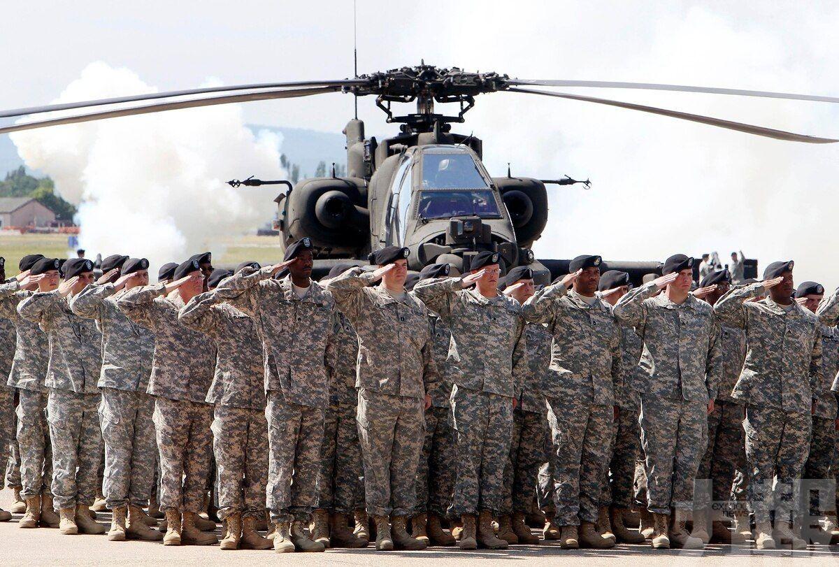 美國擬從德國撤1.2萬美軍