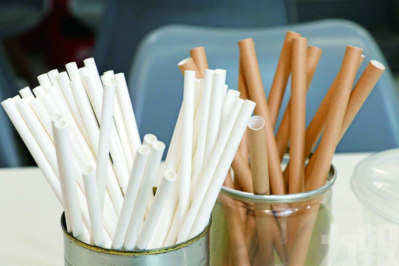 餐廳:應以環保餐具代替塑膠