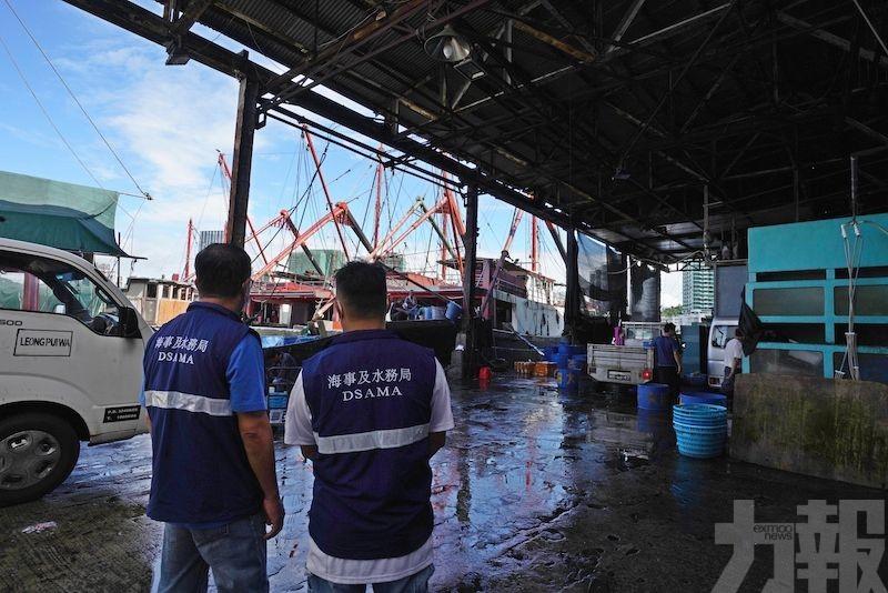 非本地漁工禁登岸 船員須核檢