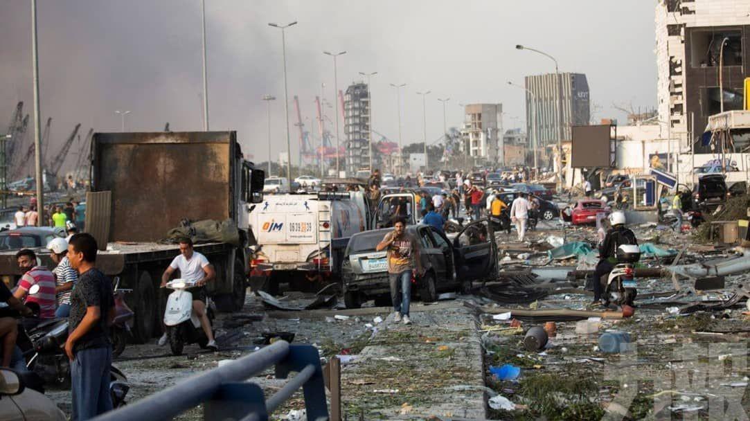 貝魯特大爆炸至今73死逾3,000傷