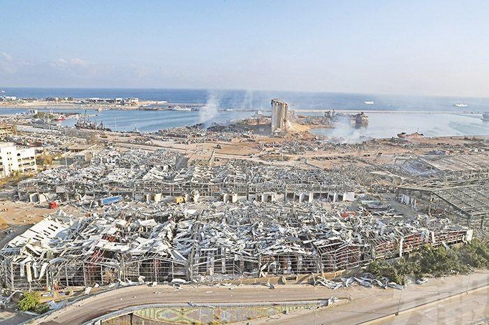 化學危險品成城市未爆彈