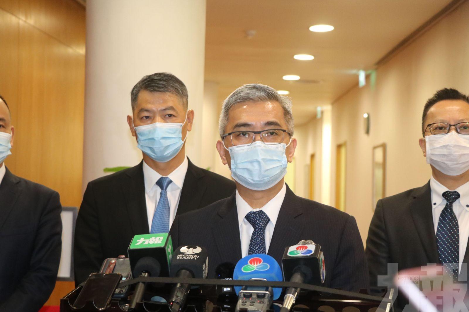 黃少澤:水客勿以漏洞增加防疫負擔