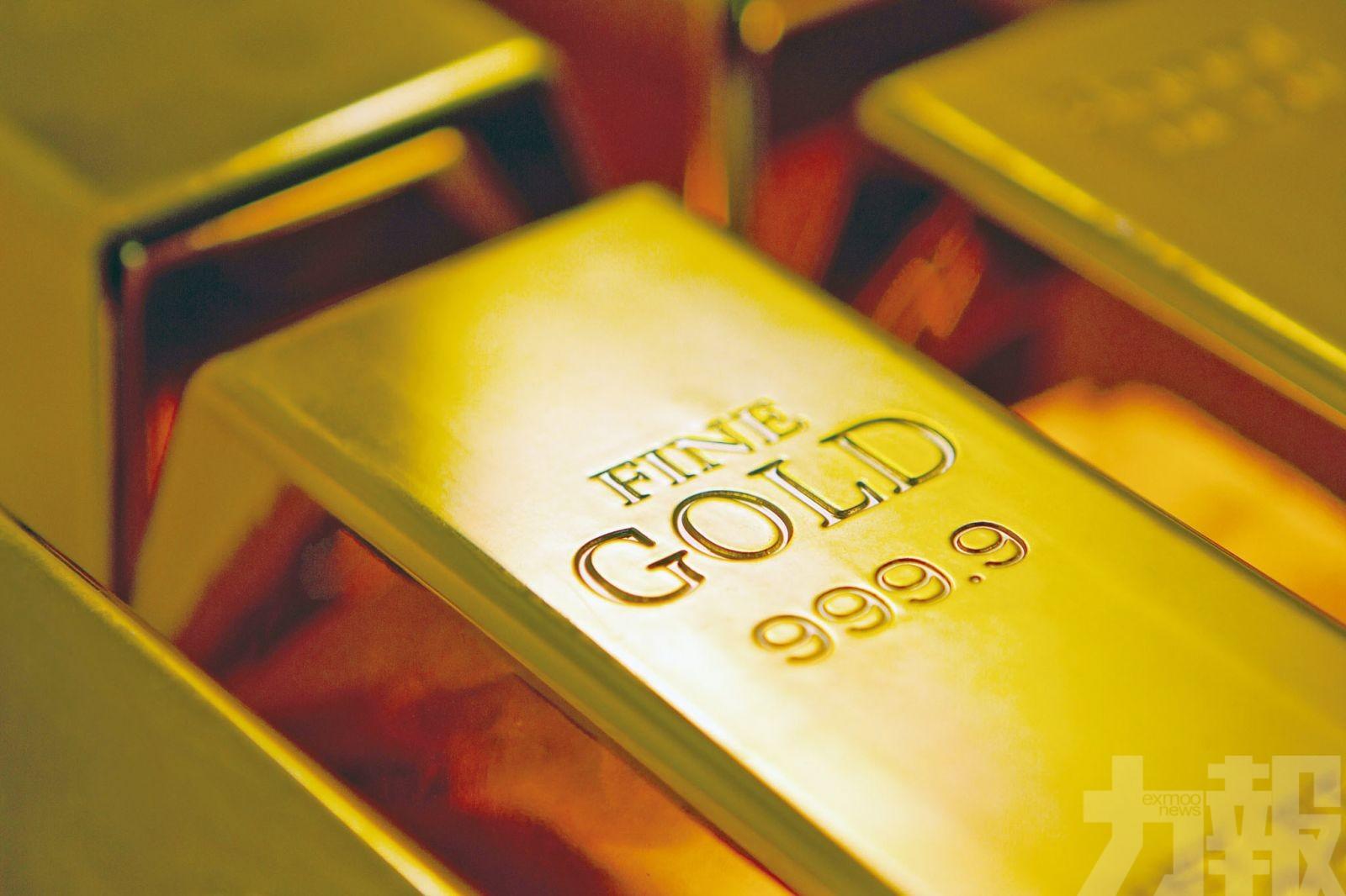 黃金破位 石油轉強